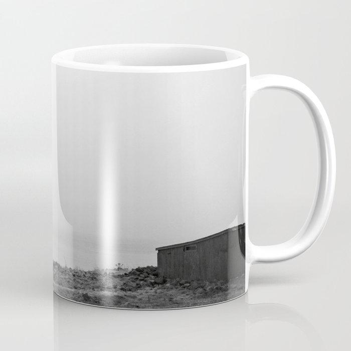 Reykjavík shore 2 Coffee Mug