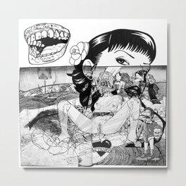 The constellation erotique 2554 Metal Print