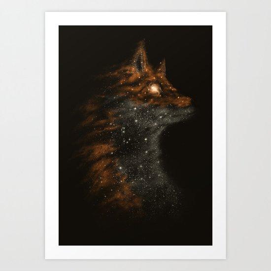 StarFox Art Print