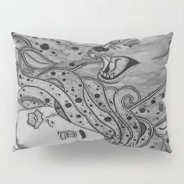 Autumn Spirit Black and White  Pillow Sham