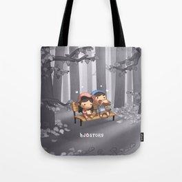 Just You & Me (Fall) Tote Bag