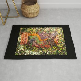 Big Rock Candy Mountain Rug