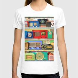 The Golden Age of Radio T-shirt