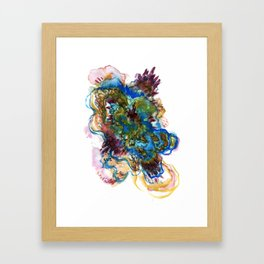 Yes. Framed Art Print