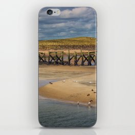 The Meeting Place iPhone Skin