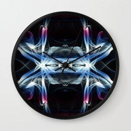 X - 5 Wall Clock