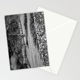 Infra Red Shadows Stationery Cards