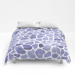 Watercolor 5 Comforters