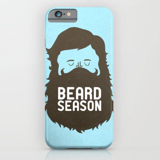 Beard Season iPhone & iPod Case