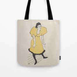Polaire Tote Bag