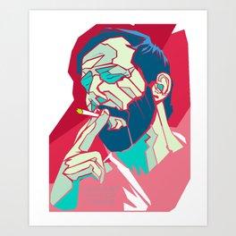 Remember This Art Print
