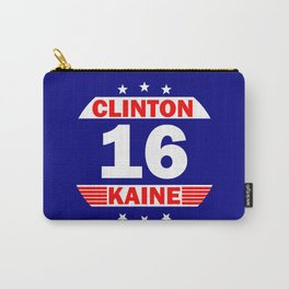 Clinton Kaine 16 Carry-All Pouch