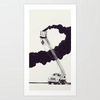 circle Art Prints featuring Circle by Anton Marrast