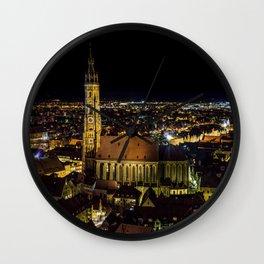 City Landshut | Germany Wall Clock