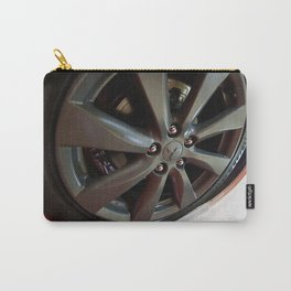 Mitsubishi Lancer Sportback Ralliart Wheel Carry-All Pouch