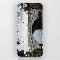 Venice bridge iPhone & iPod Skin
