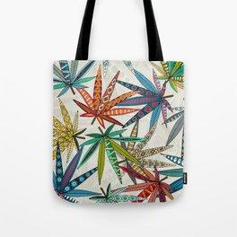 boho weed light Tote Bag