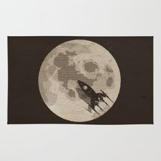 Around the Moon Rug