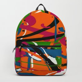 Wet Paint no. 04 Backpack