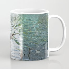 Heron at Lake Eola Coffee Mug
