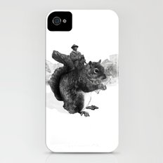 How the West was Won iPhone (4, 4s) Slim Case