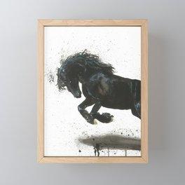 The Messenger Framed Mini Art Print