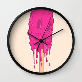 lolipop Wall Clock