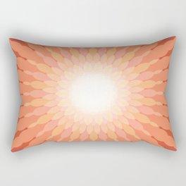 Spherical Pattern 1 Rectangular Pillow