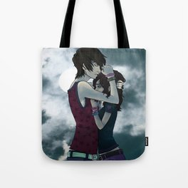 Please Don't Go Tote Bag