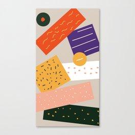 Organic Canvas Print