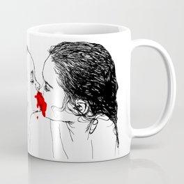 ketchup kiss Coffee Mug
