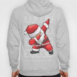 Funny Dabbing Santa Merry Christmas Hoody