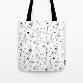 Eye Gotta Hand It To You Tote Bag