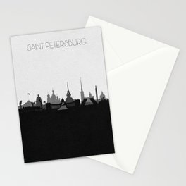 City Skylines: Saint Petersburg Stationery Cards