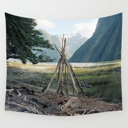 Den Wall Tapestry