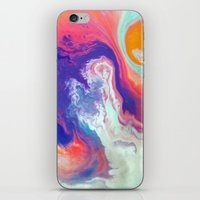 passion iPhone & iPod Skins featuring Passion by Kimsey Price