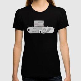 The dream Camera. Leica T-shirt