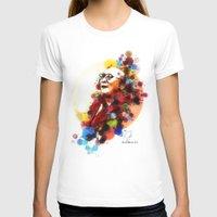 lama T-shirts featuring Dalai Lama by Rene Alberto