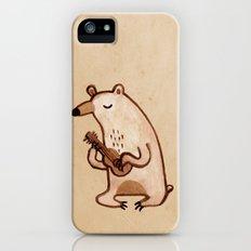 Ukulele Bear Slim Case iPhone SE