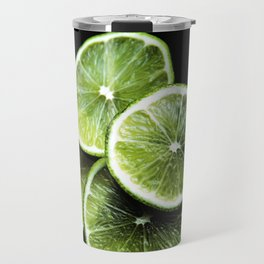 lemon lima Travel Mug