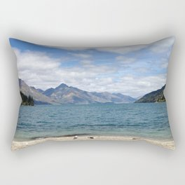 Surrounded By Beauty Rectangular Pillow