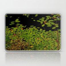 Sprinkles of green Laptop & iPad Skin