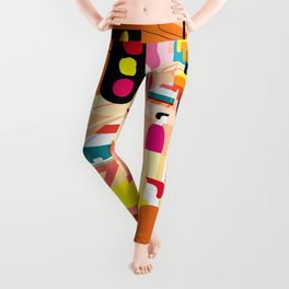 Palm Canyon Boulevard Leggings