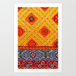Chamakdar Art Print