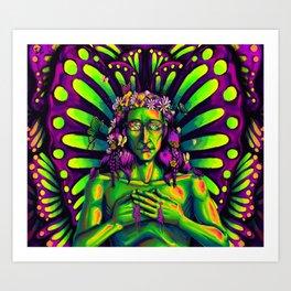 light glass Art Print