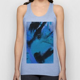 Art Abstraction 3G by Kathy Morton Stanion Unisex Tank Top