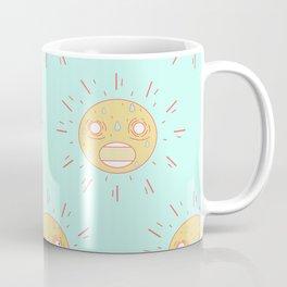 Upset Suns Coffee Mug