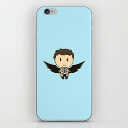Cas With Wings iPhone Skin
