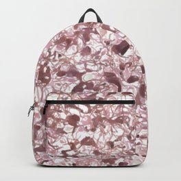 Road Speaks - Pink Backpack