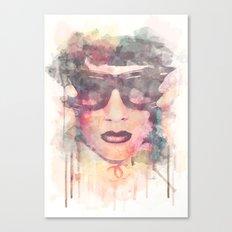 Lady G Canvas Print
